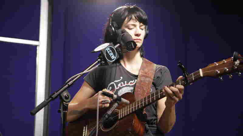 Nikki Lane performed live on Morning Becomes Eclectic.