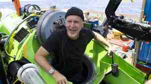 Fillmmaker James Cameron wanted to travel the depths of the ocean since he was a child. He attempts to make his boyhood dreams a reality in National Geographic's Deepsea Challenge.