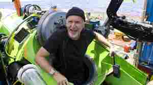 James Cameron Takes The 'Deepsea Challenge' At The Ocean's Bottom