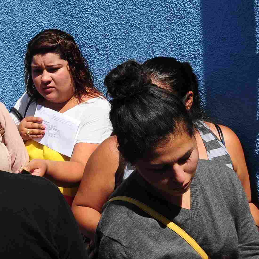 Uncertainty Stalls Recruiting Efforts For Deportation Relief
