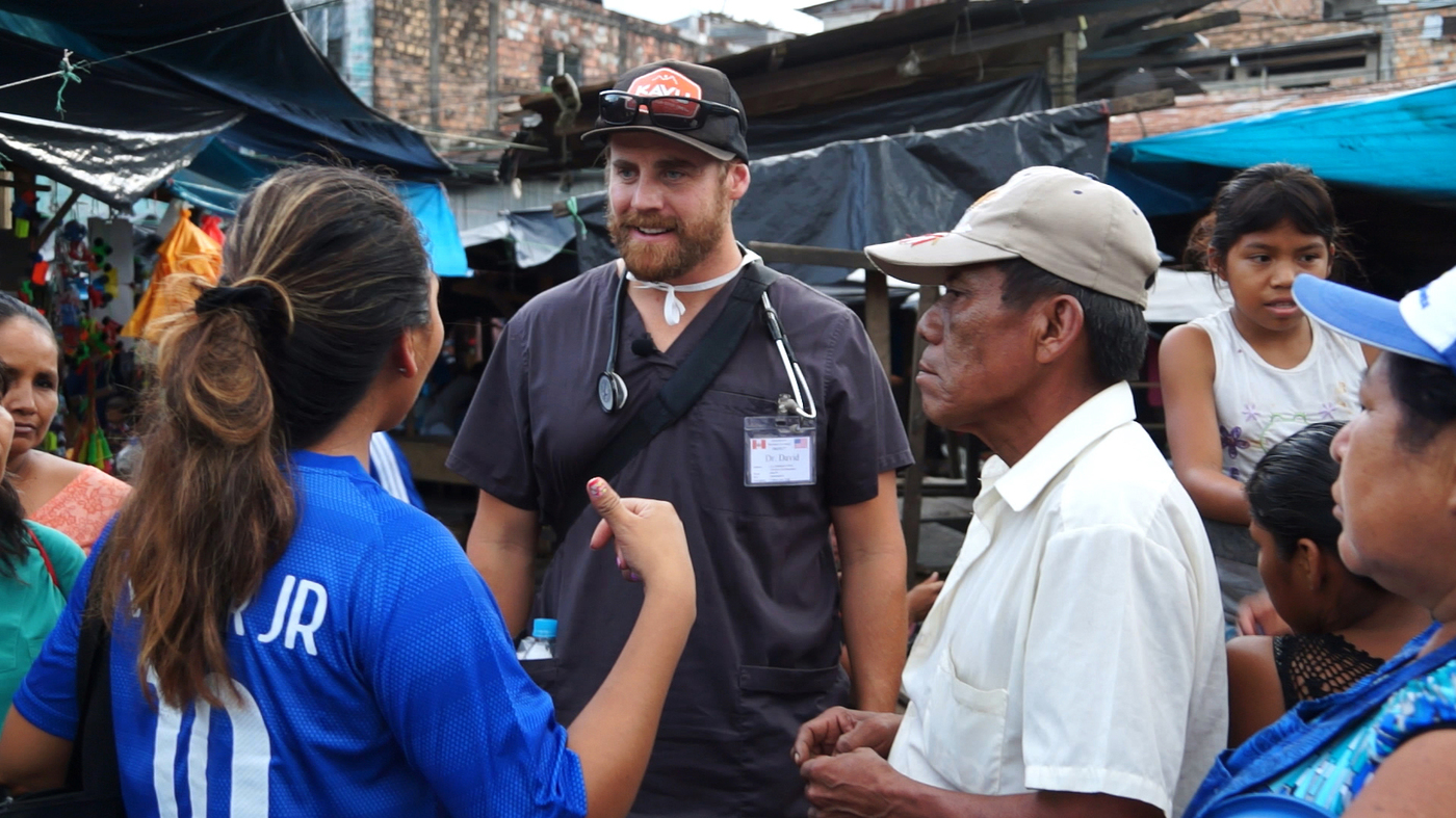 No Roads Lead To Iquitos But This Med Student Is Glad He Made The Trip