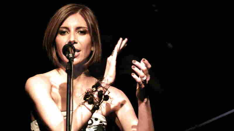 Magos Herrera's latest album is Dawn, a collaboration with Spanish flamenco guitarist Javier Limón.