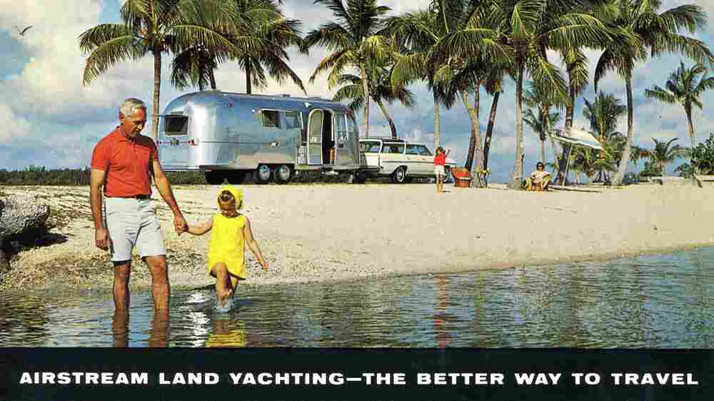 A New Golden Age For 'Silver Bullets'? Airstreams Make A Comeback