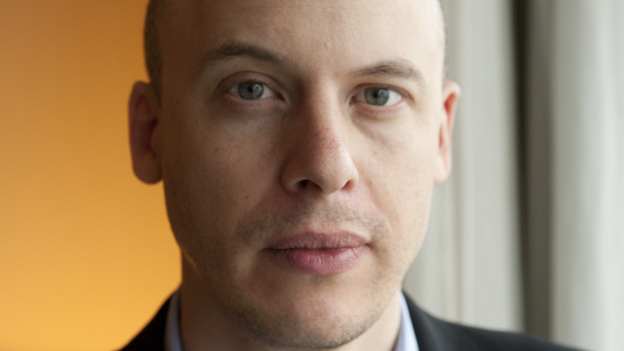 Lev Grossman's bestselling Magicians series was inspired by the long wait between books five and six of the Harry Potter series. (Mathieu Bourgois)