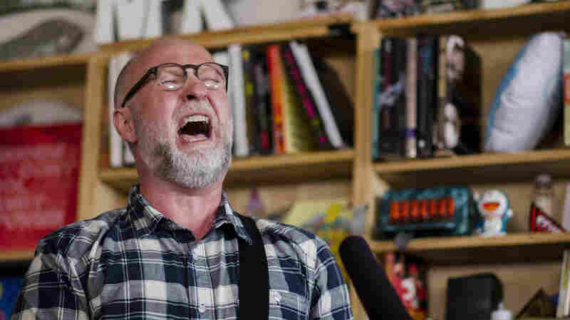 Tiny Desk Concert with Bob Mould on June 16, 2014.