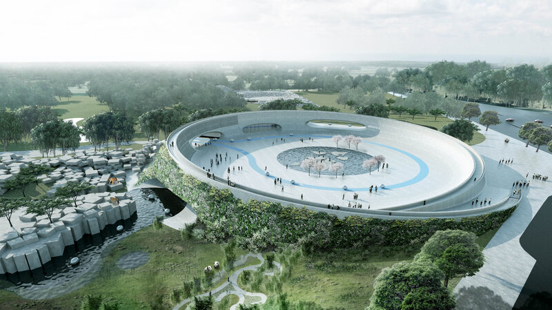 Glass-Free Menagerie: New Zoo Concept Gets Rid Of Enclosures