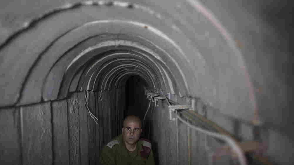 Fear Of Tunnels, Not Rockets, Rattles Israeli Community