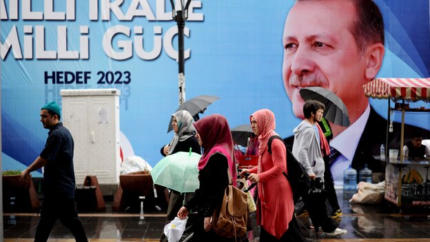 Turkish Prime Minister Recep Tayyip Erdogan hopes to become the nation's first strong president since Mustafa Kemal Ataturk, who founded Turkey in 1923.