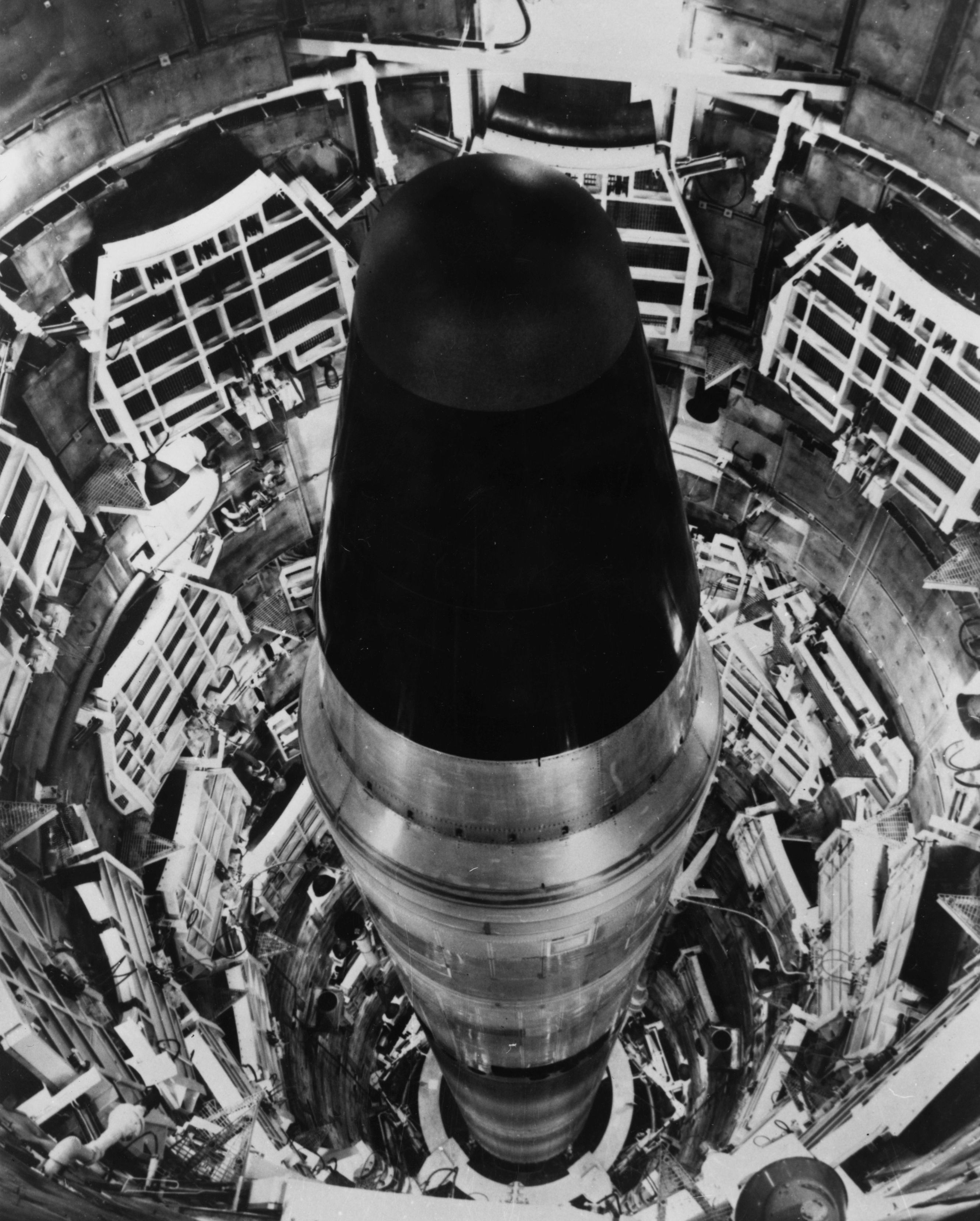 Nuclear 'Command And Control': A History Of False Alarms And Near Catastrophes
