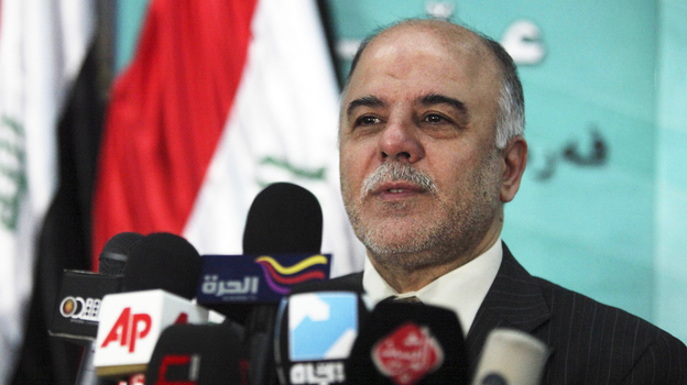 Iraqi lawmaker Haidar al-Abadi, shown here in 2010, was appointed Monday to become Iraq's prime minister. However, Nouri al-Maliki, the prime minister since 2006, has so far refused to step down. (AP)