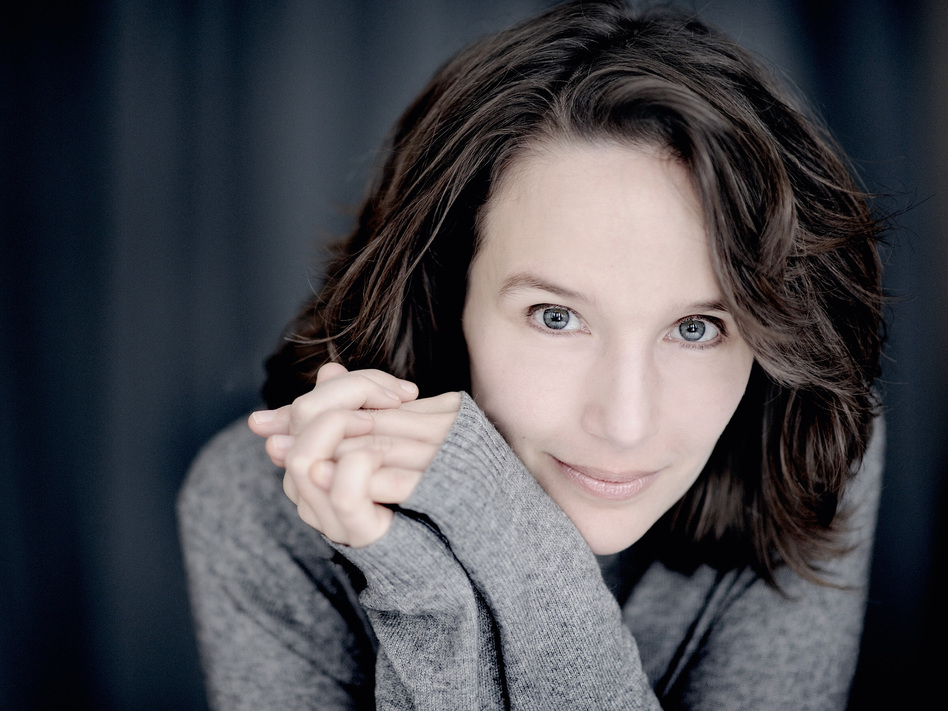 Pianist Helene Grimaud, the subject of a 2011 New Yorker profile.