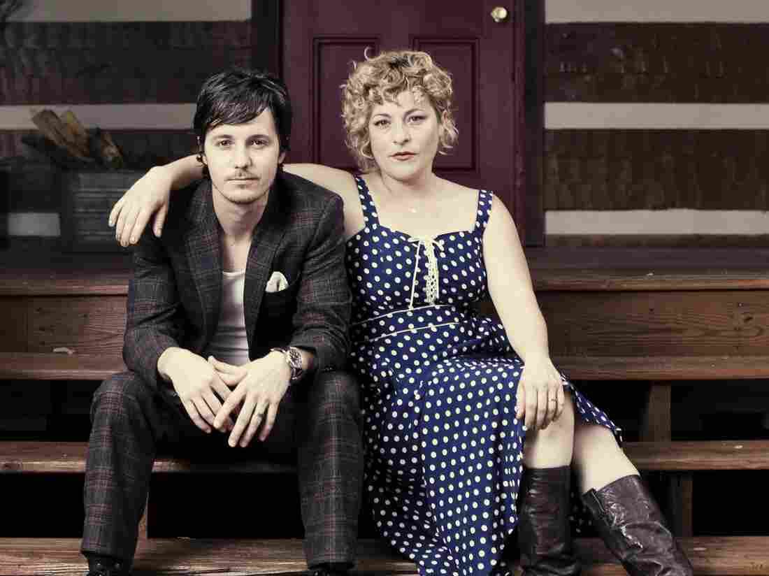 Shovels & Rope's new album, Swimmin' Time, comes out Aug. 26.