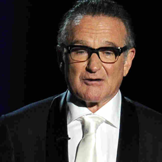Remembering The Big-Hearted Comedy Of Robin Williams