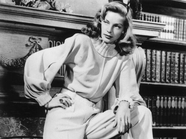 Lauren Bacall in 1946.