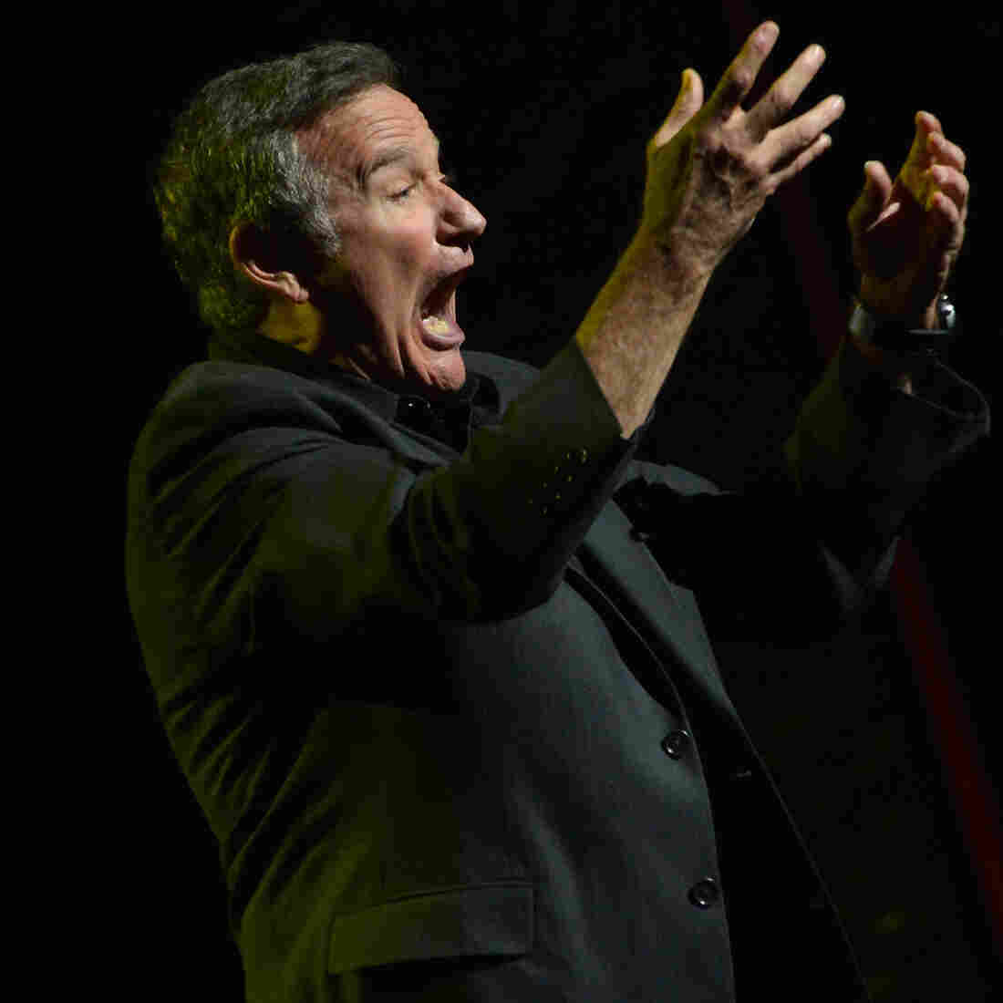 Robin Williams: A Supreme Talent Who Was Always On