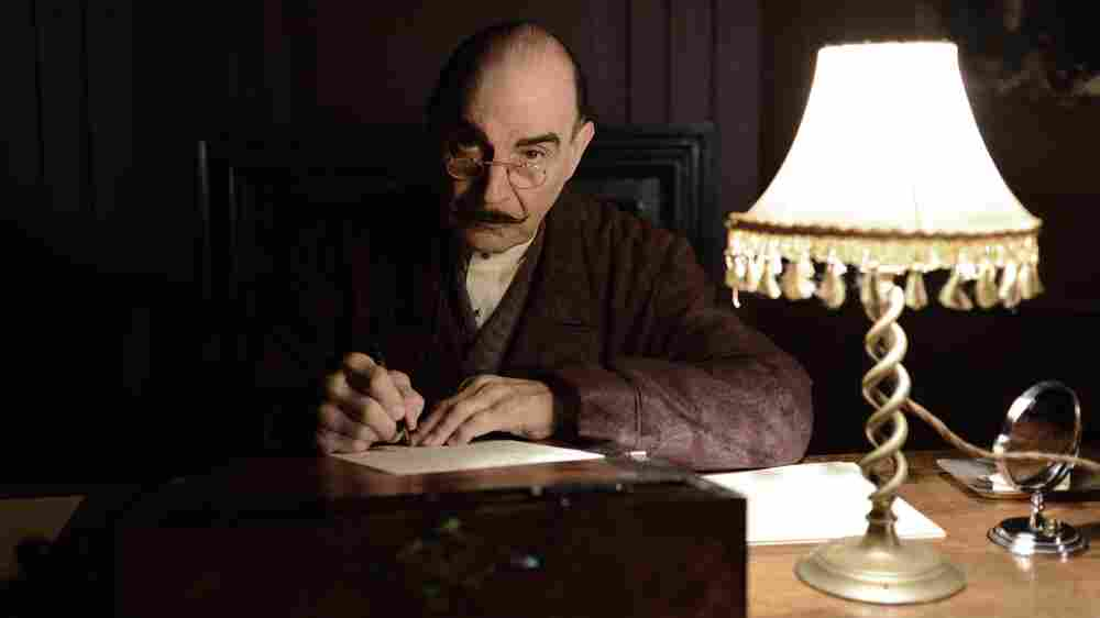 David Suchet plays Hercule Poirot in Agatha Christie's Poirot. The last season premiers Aug. 25 on Acorn TV.