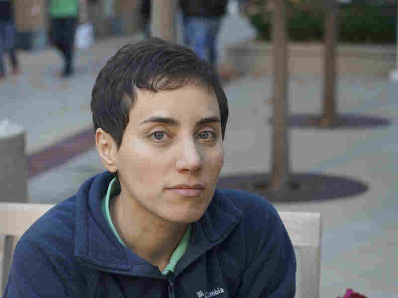 Maryam Mirzakhani, a professor at Stanford University, is a recipient of the 2014 Fields Medal, the top honor in mathematics. She is the first woman in the prize's 80-year history to earn the distinction.