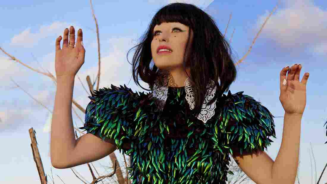 Kimbra will release The Golden Echo, the follow-up to her 2011 debut, Aug. 19.