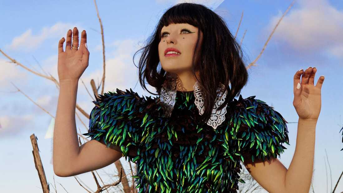 More Than Just 'Somebody': Kimbra's New Groove