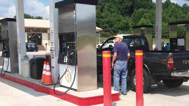 City-Run Gas Station Makes Waves In Southeastern Kentucky