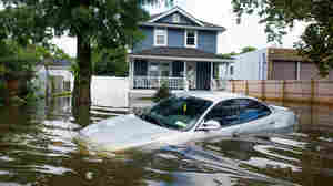 Long Island Soaked By Record-Breaking Rainfall