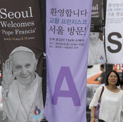 In South Korea, final preparations are being made for Pope Francis' upcoming visit. To reach Seoul, the pontiff will fly through Chinese airspace and send a message to China's leaders.
