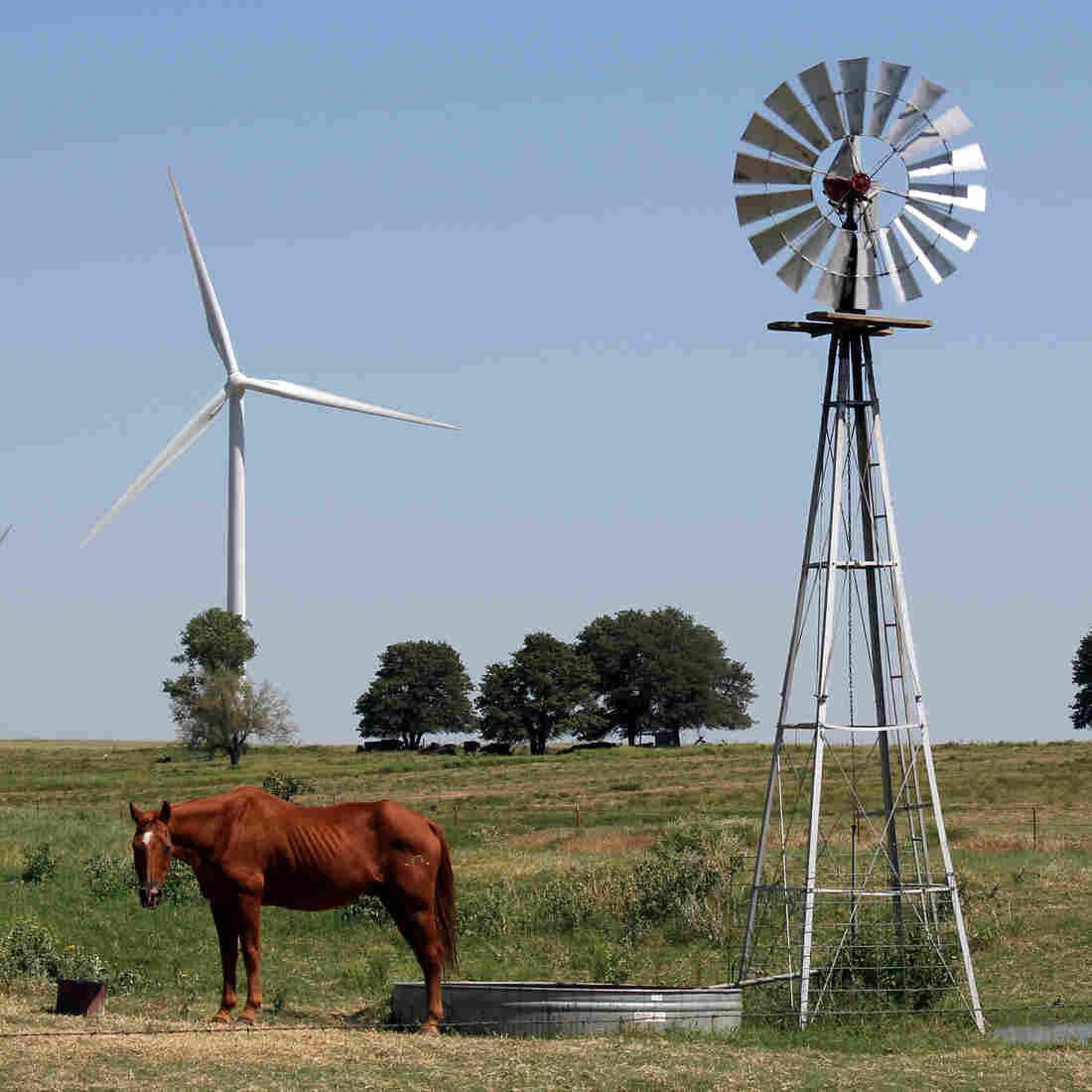 Oklahoma Wind Power Companies Run Into Headwinds