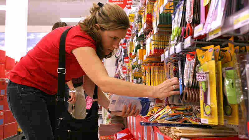 Back-To-School Shoppers: Hunting For Tax Breaks And Bargains