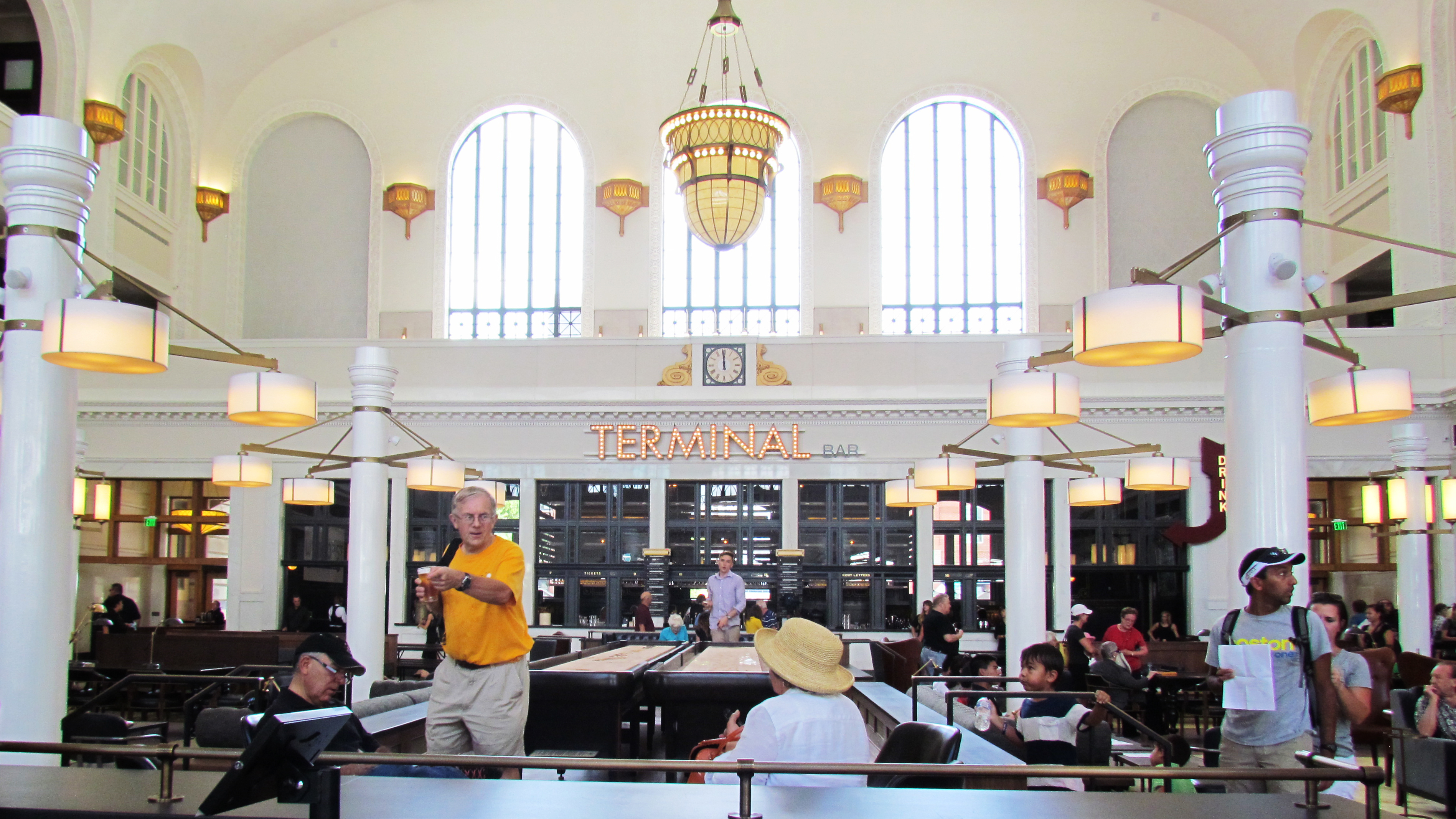 Once-Dilapidated City Train Stations Enjoying A Renaissance