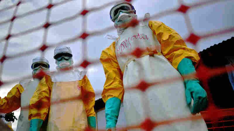 Has An Ebola Corner Been Turned? One Perspective: 'No, No, No, No'