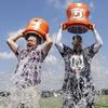 Com a cabeça ainda seca, os cientistas tentam uma nova abordagem com ALS