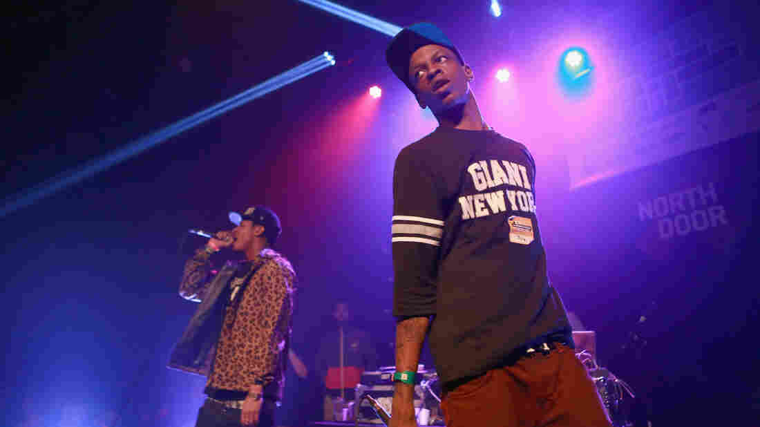 e7174d2dd4136 The Underachievers   We re Still Young    Microphone Check   NPR
