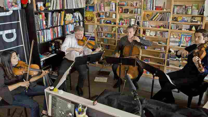 Pacifica Quartet: Tiny Desk Concert