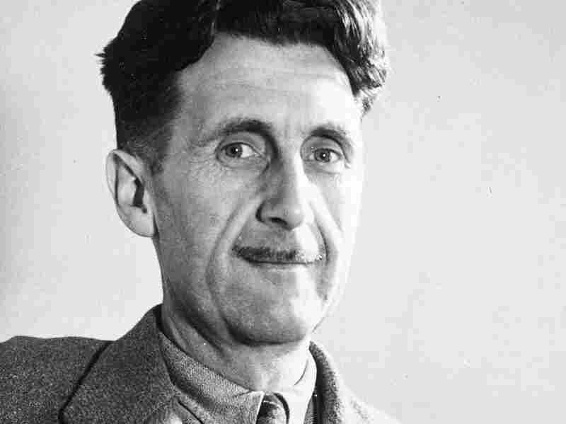 This undated file photo shows writer George Orwell, author of 1984. The literary executor of Orwell's estate is accusing Amazon.com of quoting Orwell out of context.