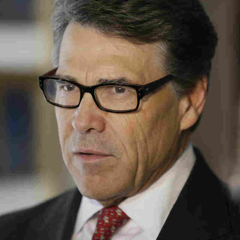 Texas Gov. Rick Perry Indicted On Abuse-Of-Power Charges