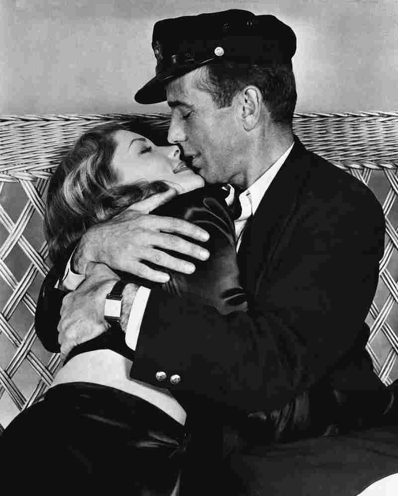 Lauren Bacall and Humphrey Bogart met on the set of the 1944 film To Have and Have Not.