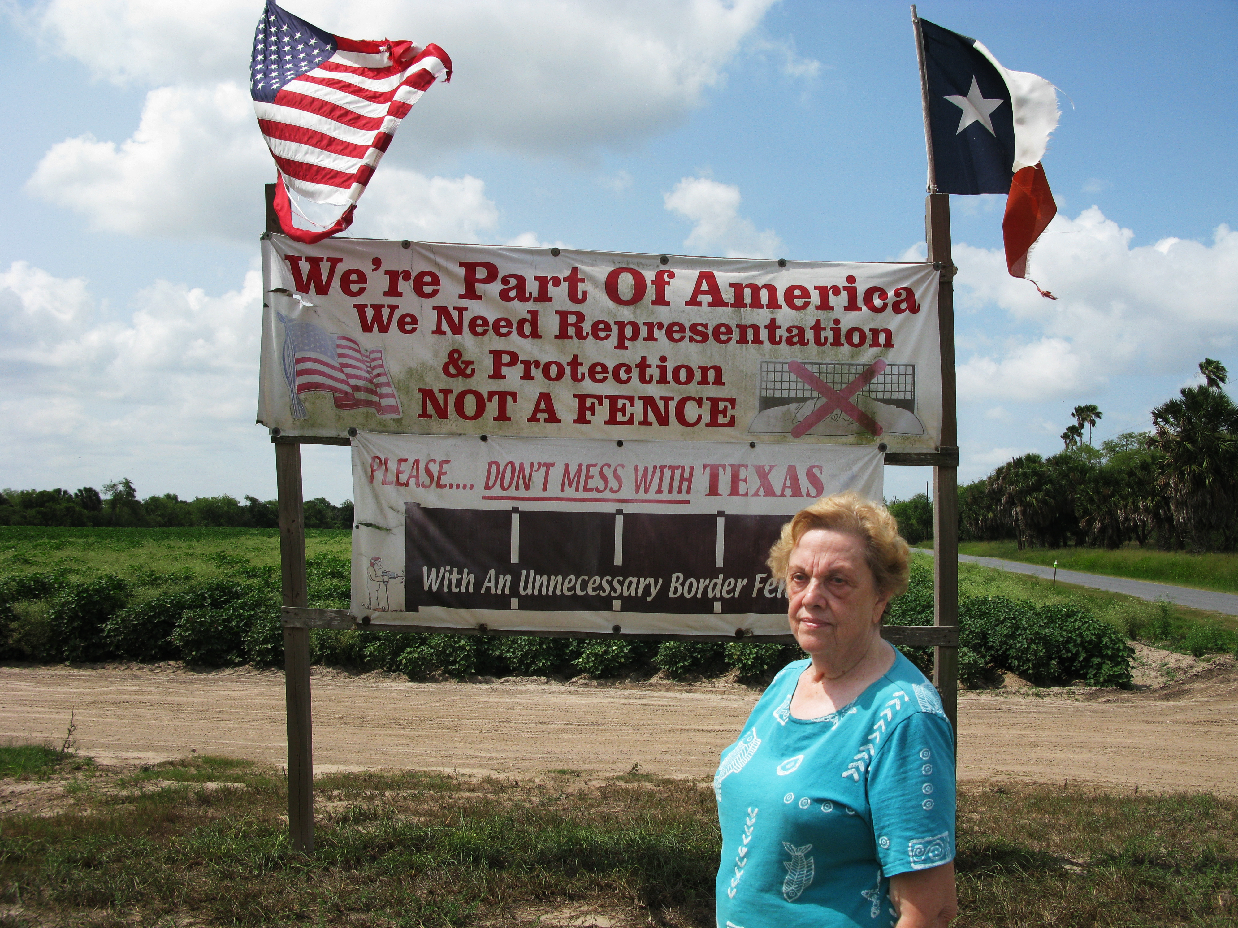 In South Texas, Few On The Fence Over Divisive Border Wall Issue