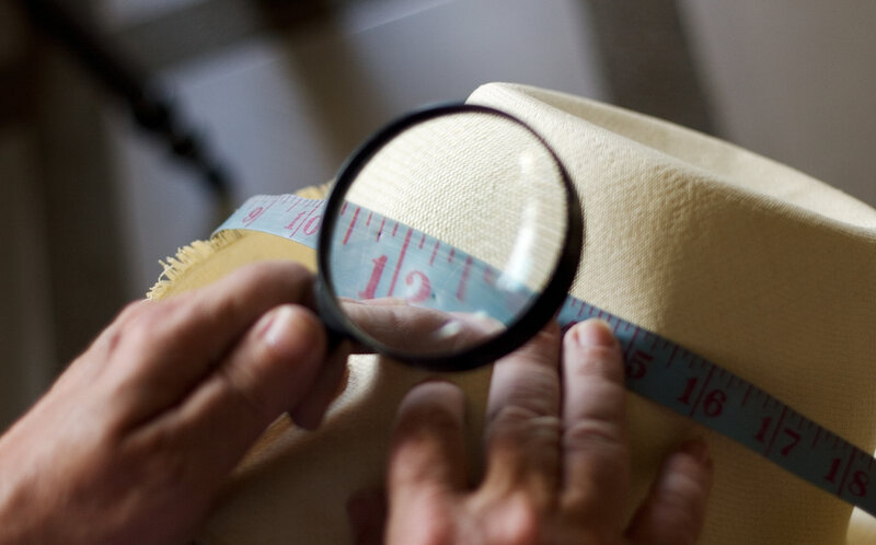 6f6686159 He's Just Woven The World's Finest Panama Hat. But Who Will Buy It ...