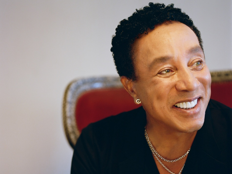 Smokey Robinson's new album of duets, <em>Smokey & Friends</em>, is out Aug. 19.