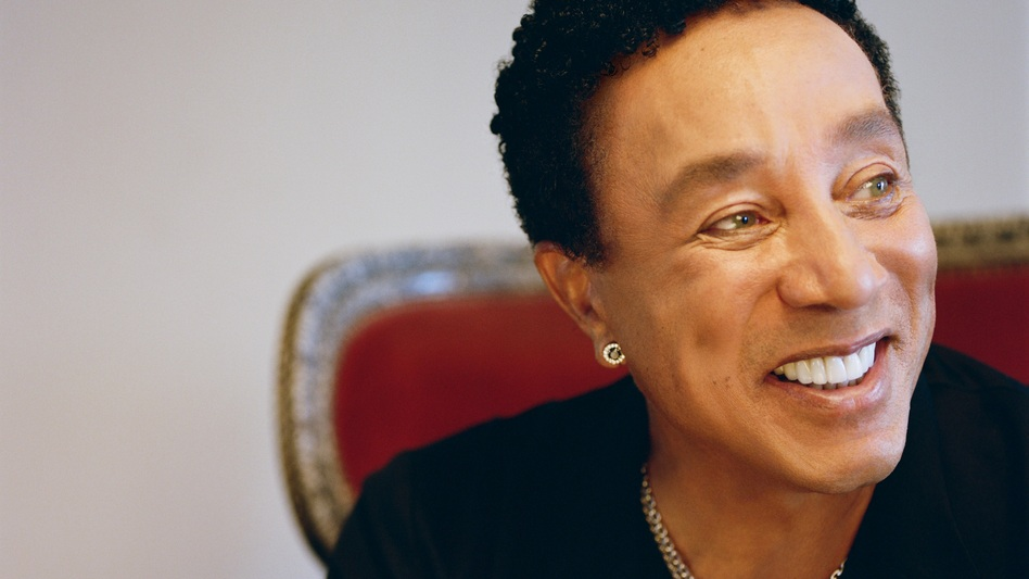 Smokey Robinson's new album of duets, Smokey & Friends, is out Aug. 19. (Courtesy of the artist)