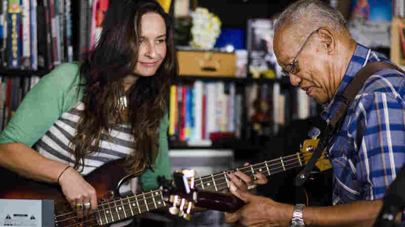 Ernest Ranglin: Tiny Desk Concert