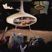 """""""Futurama 2,"""" a futuristic ride put together for the 1964 World's Fair."""