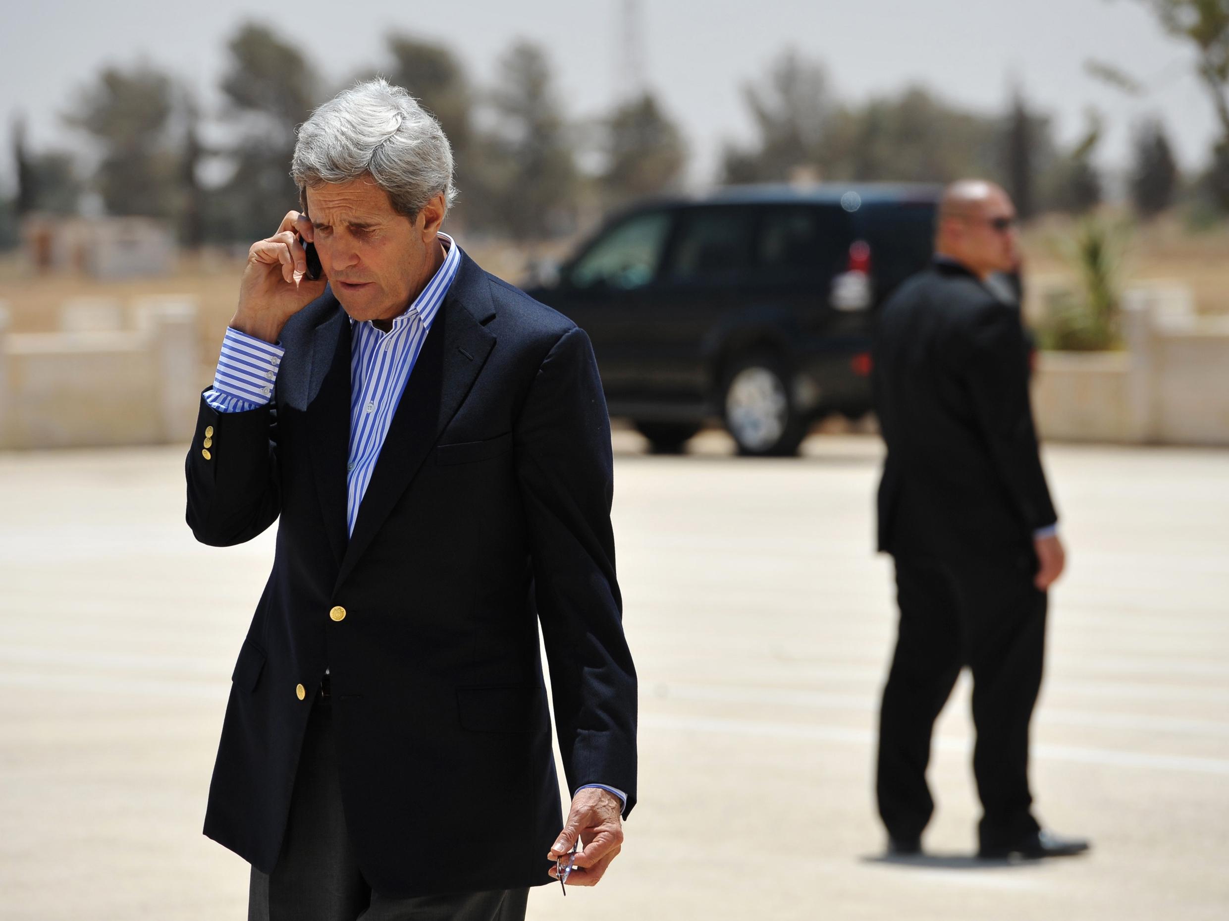 Germany Eavesdropped On Kerry, Clinton, Magazine Says
