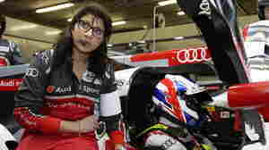 On The Track, The 'First Lady' Of Audi Calls The Shots