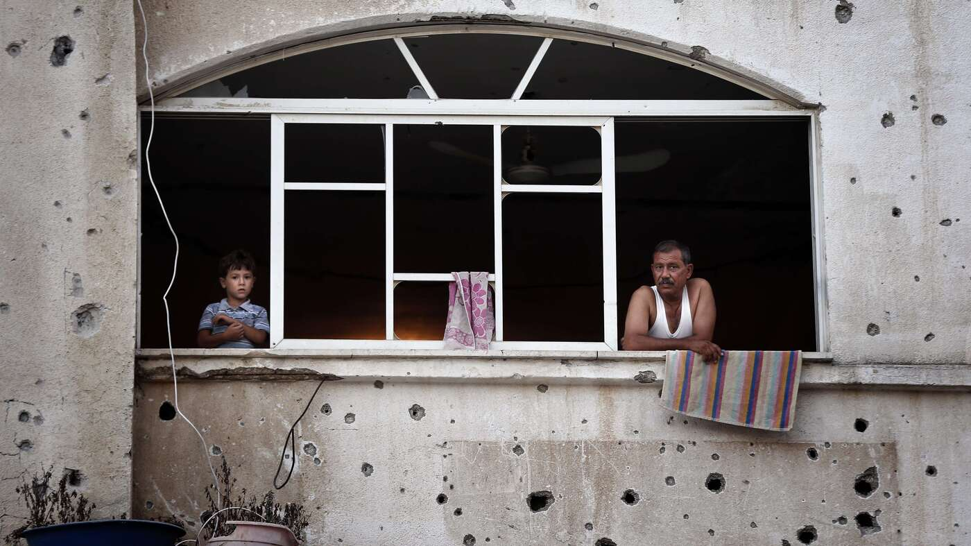 Cease-Fire In Gaza Reportedly Extended 24 Hours