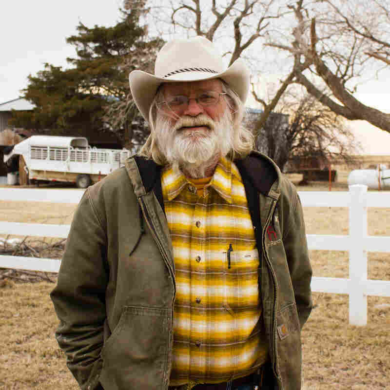 Joe Bush, owner of a ranch near the small city of Shidler, Okla., has signed agreements to lease land for two wind farm projects.