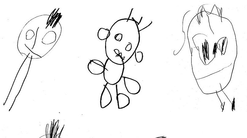 what kids drawings say about their future thinking skills shots health news npr - Images For Kids Drawing