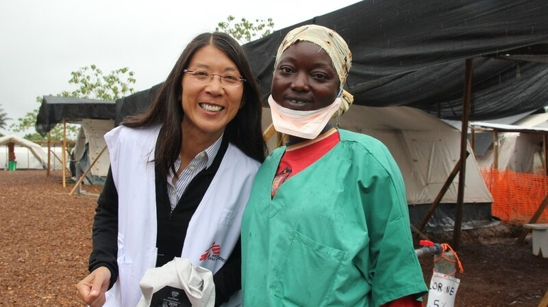 Doctors Without Borders What We Need To Contain Ebola