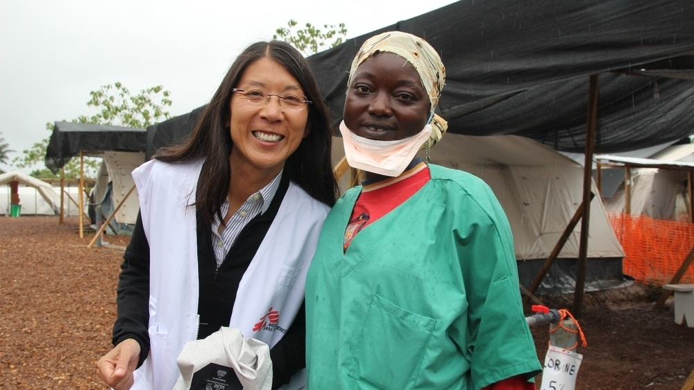 Doctors Without Borders: What We Need To Contain Ebola