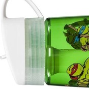 Brita has announced a recall of 15-ounce bottles that feature children's cartoon characters such as the Teenage Mutant Ninja Turtles.
